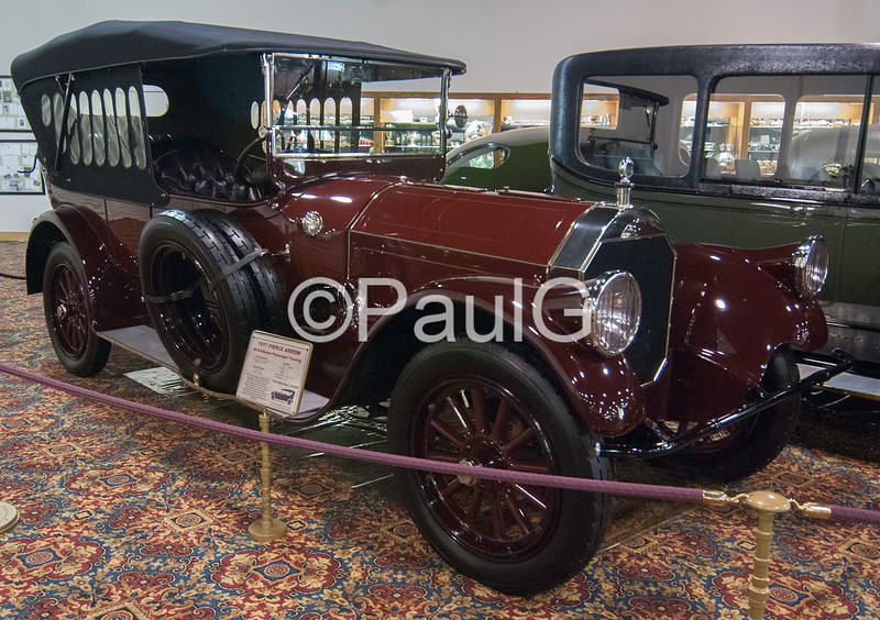 1917 Pierce-Arrow Series 66-4 Touring