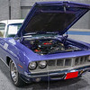 1971 Plymouth Cuda 2-Door Hardtop Coupe