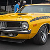 1972 Plymouth Cuda 2-Door Hardtop Coupe