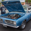 1968 Plymouth Barracuda 2-Door Convertible