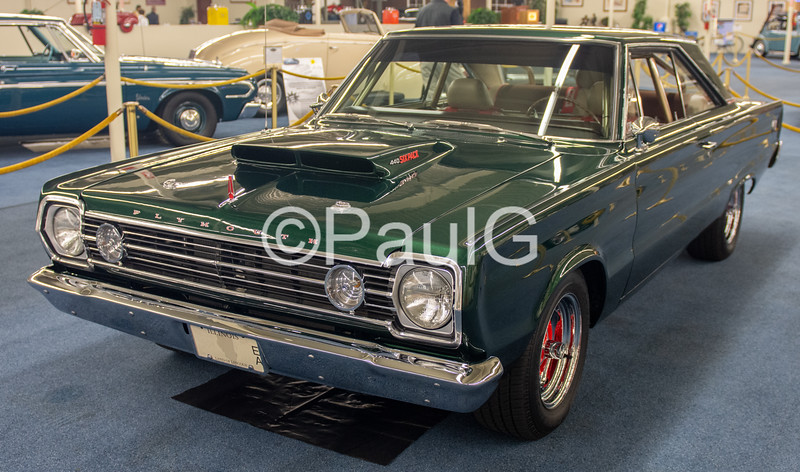 1966 Plymouth Belvedere II 2-Door Hardtop Coupe