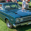1967 Plymouth Belvedere GTX 2-Door Hardtop Coupe