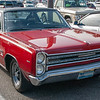 1968 Plymouth Sport Fury 2-Door Fastback Coupe