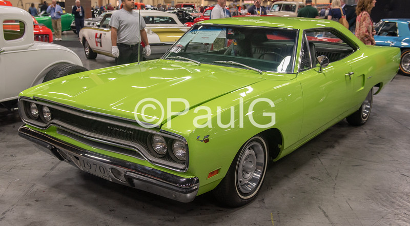 1970 Plymouth Road Runner 2-Door Hardtop Coupe