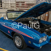 1971 Pontiac GTO Convertible Judge Tribute Car