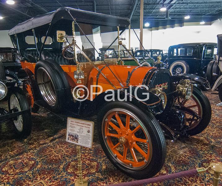 1911 Pope-Hartford Model Y 7-Passenger Touring
