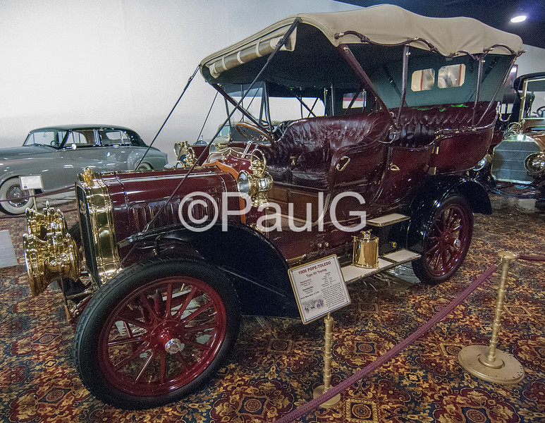 1906 Pope-Toledo Type XII Touring