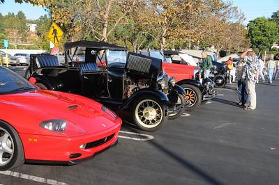 PV Cars & Coffee.Oct.2011