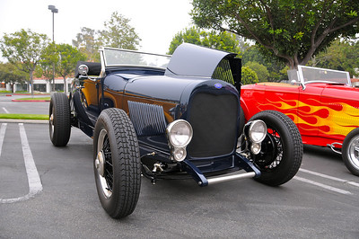 Tom Lieb's Ford Hot Rod, beautifully done.