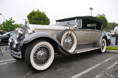 1929 Packard in beautiful condition