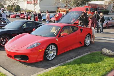 PV Cars & Coffee Feb 5th 2011