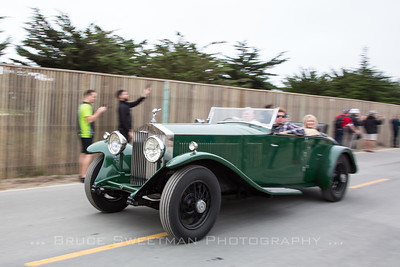 1932 Rolls-Royce Phantom II Continental James Young Tourer