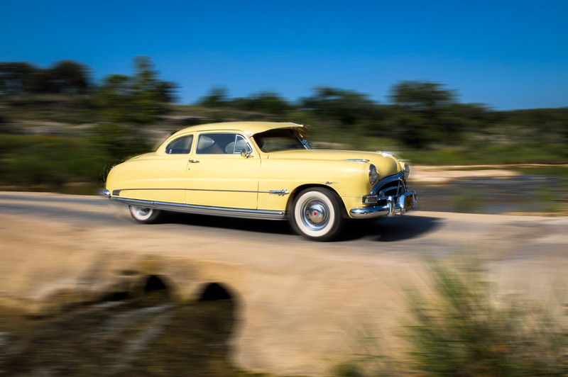 1951 Hudson Hornet Club Coupe