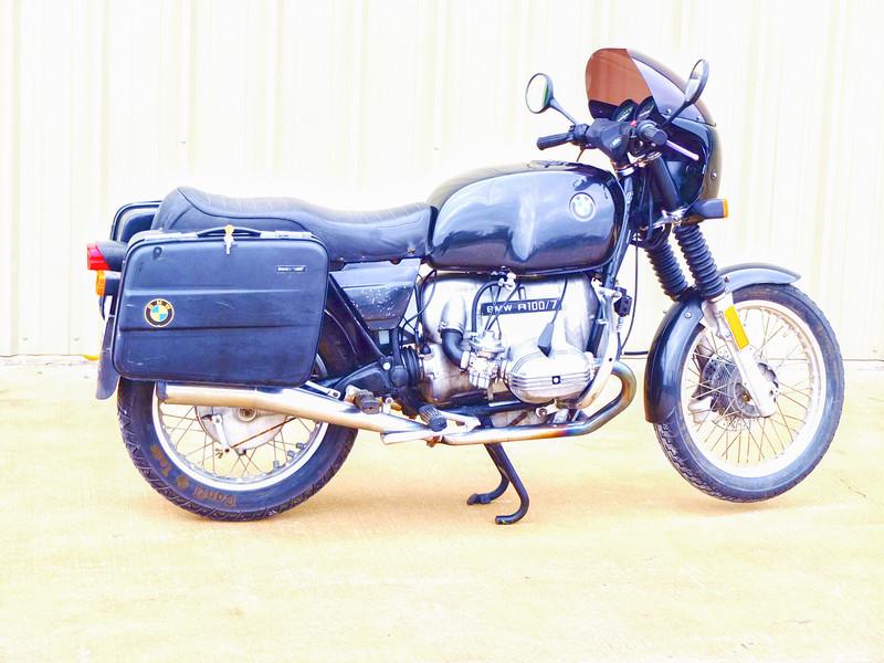"""1978 BMW R100/7 """"Airhead"""""""