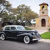 1940 Cadillac Fleetwood Sixty Special sedan