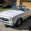 1964 Mercedes 230SL Roadster