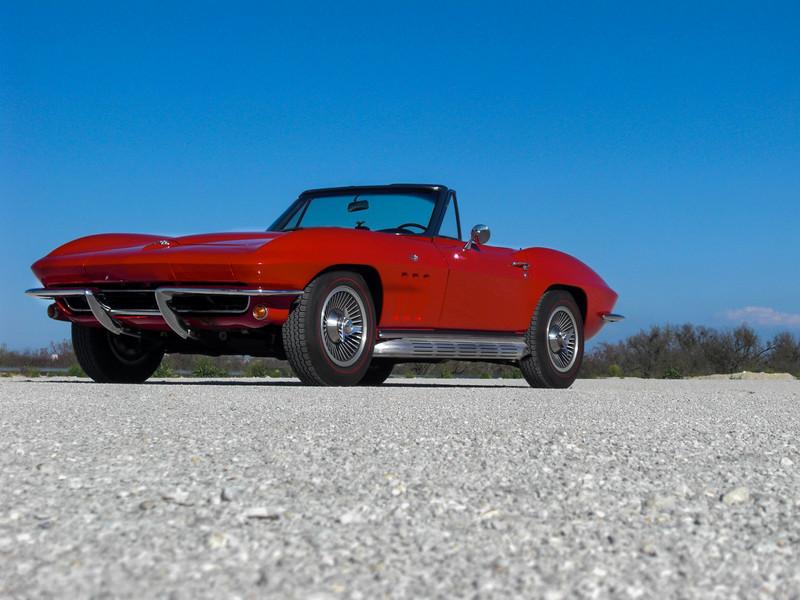1965 Corvette Roadster