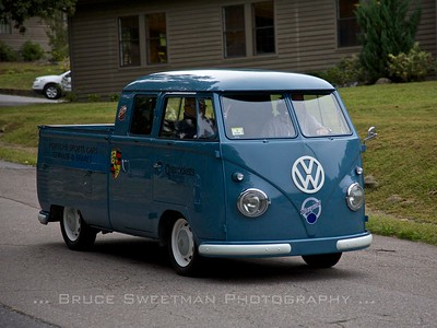 VW Double-Cab Transporter Thomas Zarrella Gloucester, MA