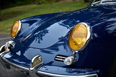 1965 356C Coupe Daryle Higginbotham Kinnesaw, GA