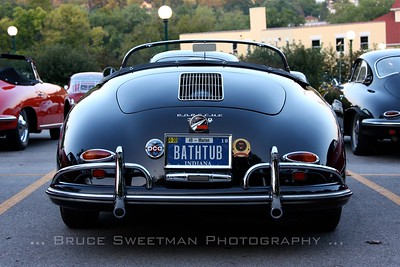 Porsche 356 Registry East Coast Holiday 2009