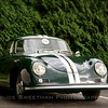 Going Green: Dick & Shirlley Gobba's 1959 356A Coupe.