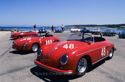 June 2004 - The Speedster 50th Anniversary - 17-mile Drive Carmel, CA
