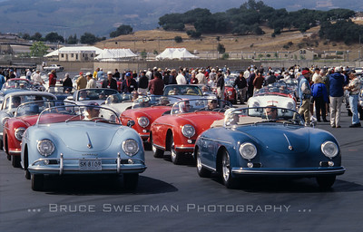 June 2004 - The Speedster 50th Anniversary - Laguna Seca, CA