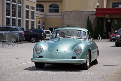 911-powered 1956 356 A Coupe