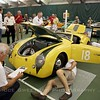 Concours Judging - 1952 Porsche America Roadster