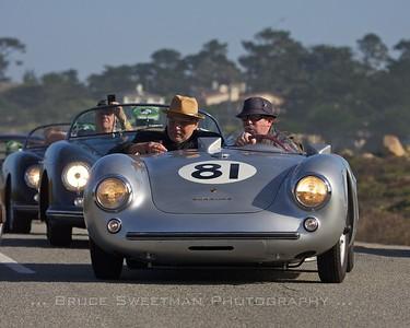 1954 Porsche 550 Prototype Chassis No. 550-09