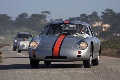 1961 Porsche Abarth 356B Carrera GTL  Chassis 1011