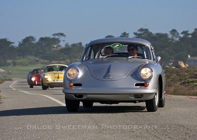 1960 Porsche 356 1600 Carrera GT