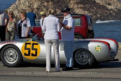 1953 Porsche 550 Prototype Chassis No. 550-04