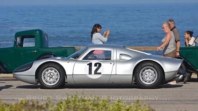 1964 Porche 904-028. 17-mile Drive. Pebble Beach, CA