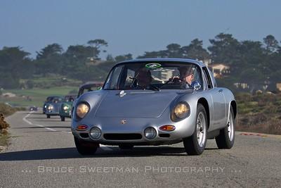 1963 Porsche 2000GS Carrera 2 GT Dreikantshaber Chassis No.122991