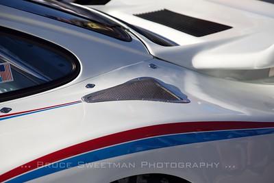 Porsche 935 detail.  Saturday Concours