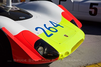 1969	Porsche 908/02 Spyder Richard Griot		  Saturday Concours