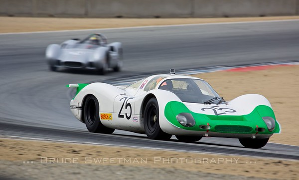 1969 Porsche 908 Langheck - Gunnar Jeanette