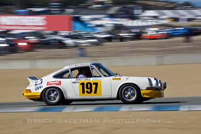 1973 Porsche 911RS VIN Number: 9113600526 Road Scholars