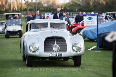 1938 Mercedes Benz 540K Streamlinger Stuttgart