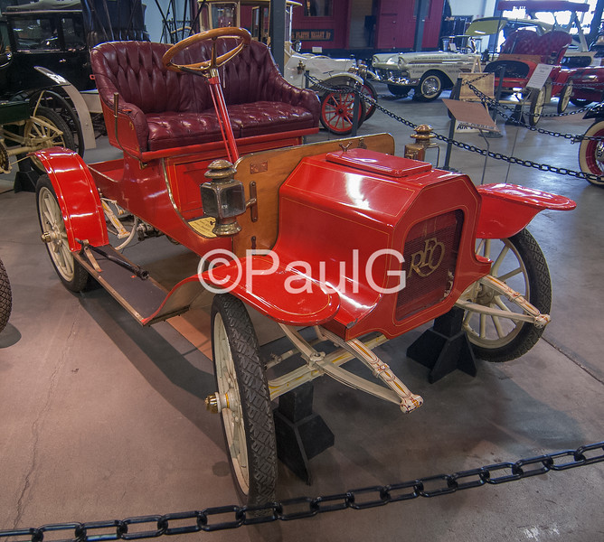 1909 REO Runabout