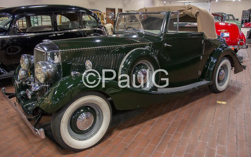 1937 Railton 8-Cylinder