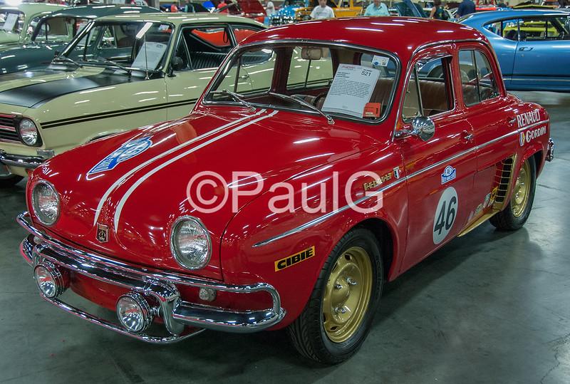 1964 Renault Dauphine Sedan