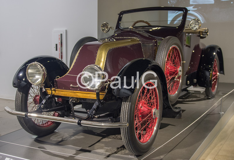 1914 Renault Type EF