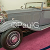 1932 Rolls-Royce Phantom II Continental Carlton Drophead Coupe