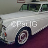 1966 Rolls-Royce Phantom V PV22S James Young Touring Sedan