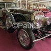 1925 Rolls-Royce Silver Ghost Springfield Riviera Town Car