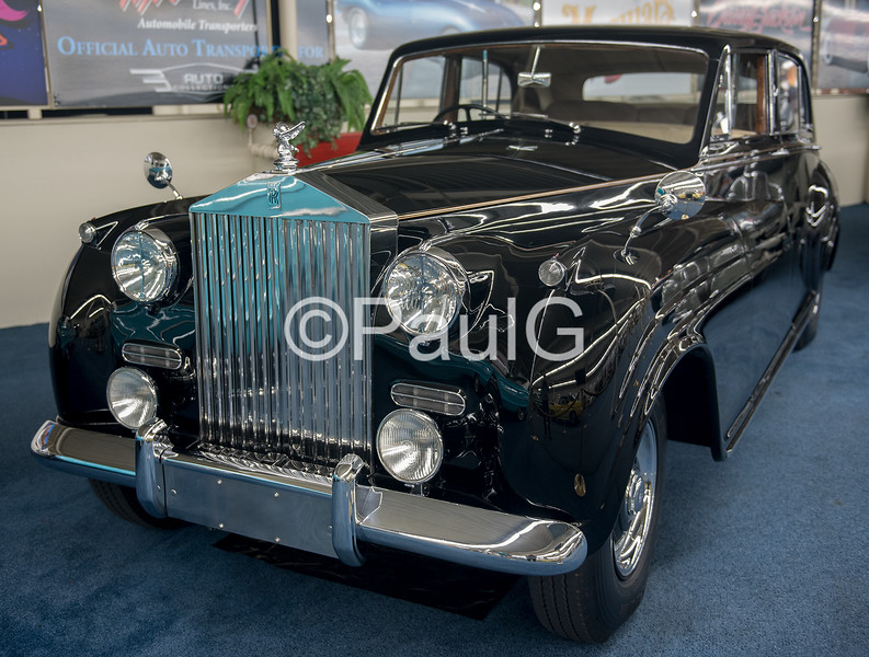 1954 Rolls-Royce Silver Wraith James Young Limousine