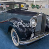 1956 Rolls-Royce Silver Wraith Mulliner Touring Limousine