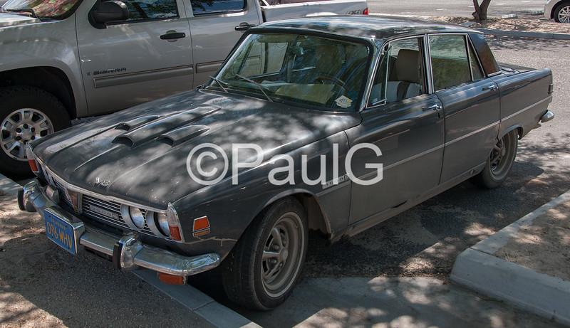 1970 Rover P6 3500S